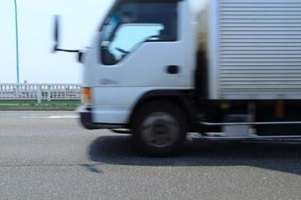 輸送中に家財の消毒