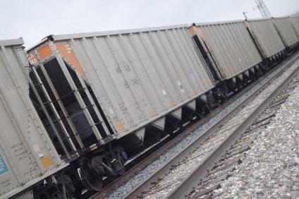 貨物列車での輸送
