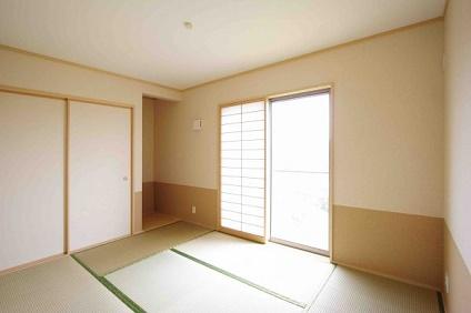 新居の和室