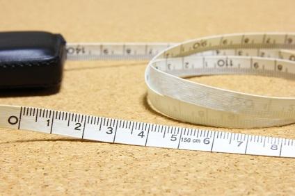 大きさを測るメジャー