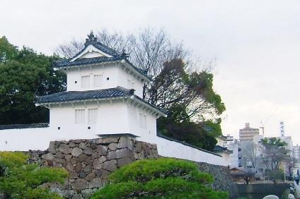 府内城西丸二重櫓