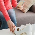引っ越しのときに不要品はメルカリなどのフリマアプリを使って処分するのがお得です