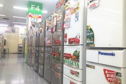 家電量販店