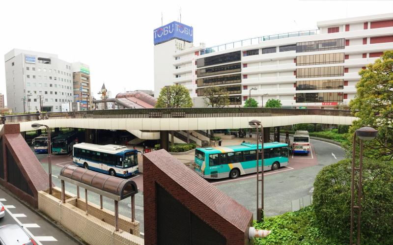 千葉県船橋駅