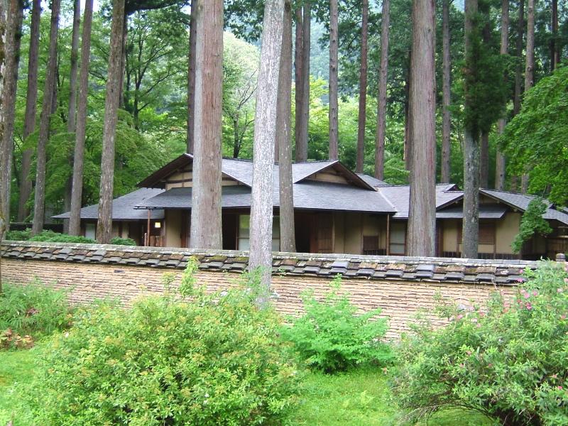 鹿沼市にある古峯神社