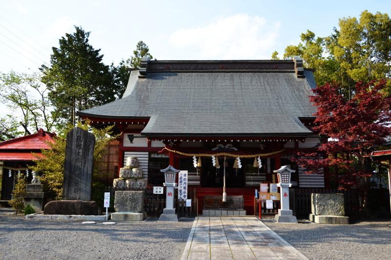 益子の鹿島神社